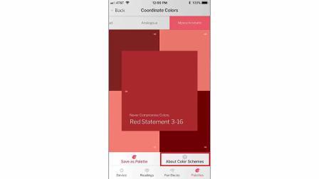 Coordinate Colors - Datacolor ColorReader