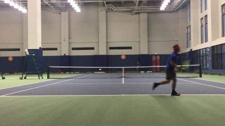 2017静安网球中心训练赛