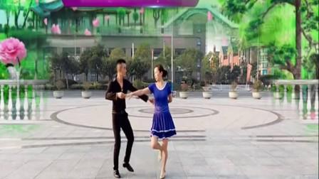 双人舞 草原情哥哥 32步 分解动作 淓淓广场舞