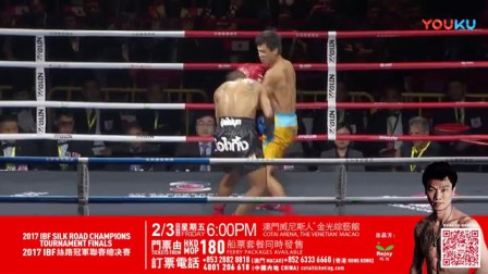 IBF丝路冠军联赛总决赛之金扬城