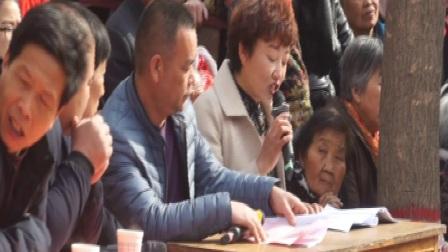1.北张村2018年春节社火表演:《鼓车》