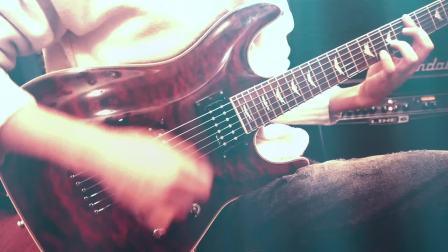 电吉他翻弹 BABYMETAL-《Road Of Resistance》