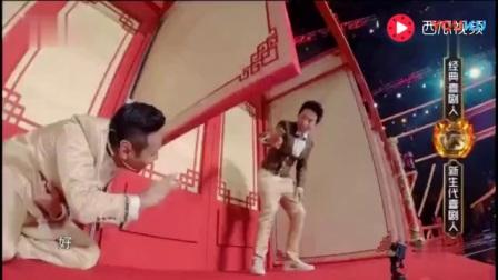 宋小宝、王祖蓝二人模仿生孩子, 这叫声激情到爆, 不信就进来看看吧, 观众都笑趴了~