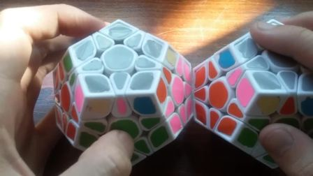 Full Megaminx PLL Part 10 - Rest of Separated 1x2s。。。