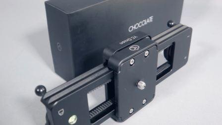 这或许是迄今为止 最小巧便携的摄影滑轨