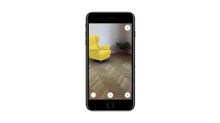IKEA PLACE: Genuine Augmented Reality furniture app using Apple ARKit