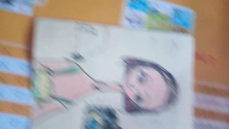 《名侦探柯南》明信片