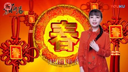 2018新出王二妮的贺岁歌曲《新年到》声音优美欢快动听!_高清