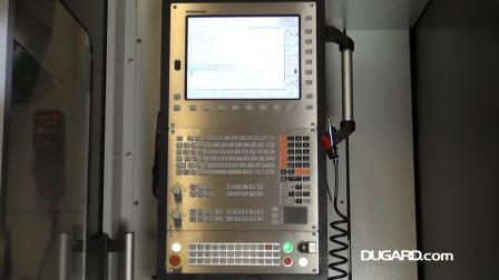 台湾新卫卧式五轴加工中心UMC-2000/1200*1200工作台