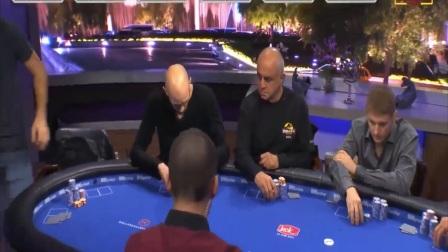 德州扑克:2018美国公开赛1万美元买入决赛桌03