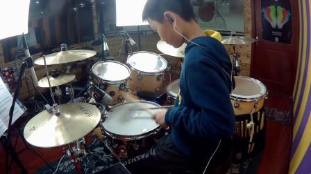 莫克音乐《中级教材》单重音模块组合练习