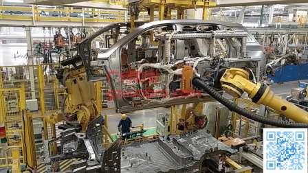 工厂侧围预装自动线-广州市阳普机电工程有限公司