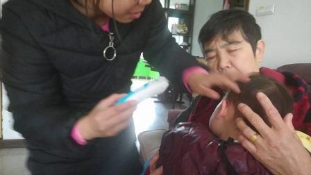 2015二月二龙抬头剃发