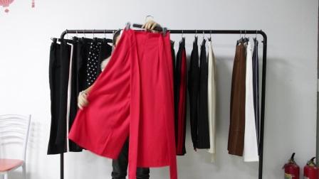 精品女装批发服装批发女士时尚春夏秋款裤子清货20件起批,可挑款零售混批
