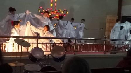 袁沈庄教会同一个地球