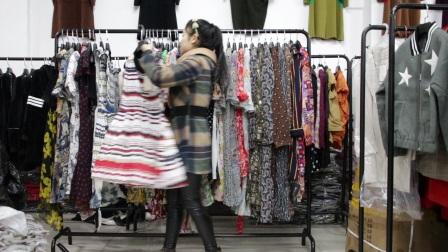 精品女装批发服装批发女士时尚夏款连衣裙走份40件一份,不可挑款零售混批