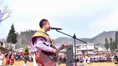 赫章县雉街乡野鸡苗寨民族传统文化艺术节-《母都》