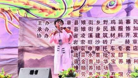 赫章县雉街乡民族传统文化艺术节 --文艺演出之四