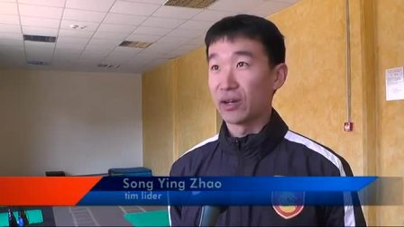 Chinese players preparing well for the first season in Serbia