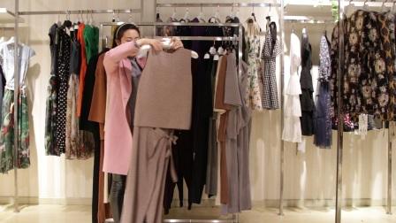精品女装批发服装批发女士时尚春夏秋款冰麻面料套装20套起批,可挑款零售混批