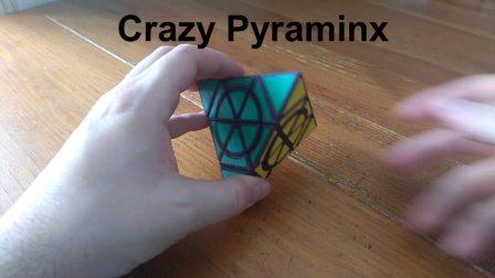 Circle+Crazy Pyraminx