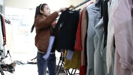 精品女装批发服装批发女士时尚春夏秋款杂款走份仅此一份50件一份,不可挑款零售混批