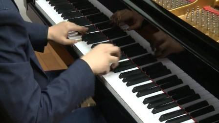 钢琴2级《G大调布列舞曲》