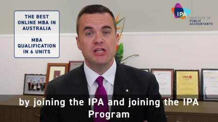 Join the IPA Program today