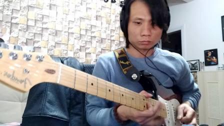 湖南醴陵蓝指吉他教室 电吉他即兴 fender