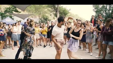 Swim Out Costa Brava 2017 - Alba & Mago Jam Circle