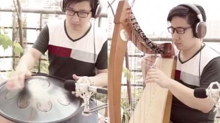 广州诗蕴小竖琴+钢舌鼓