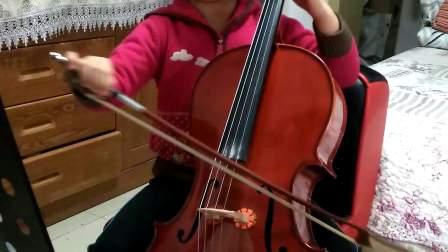 咪咪小盆友大提琴《快来小伙伴》