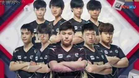 rng完胜rw 网友:我段位不高但是感觉两只队伍都在练兵?
