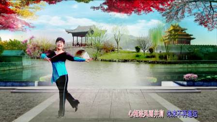 舞痴广场舞:形体舞《今夜无眠》演唱周冰倩、编舞薛丰、正反面演绎舞痴、摄像老七、制作新疆花儿