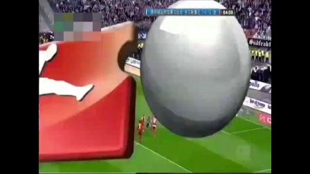 2014-2015赛季德甲升降级附加赛精华 卡尔斯鲁厄1-2汉堡
