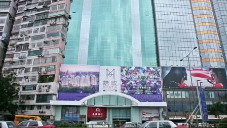 【户外广告】香港铜锣湾中粮大厦 | CB3 | POAD
