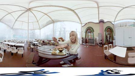 💕喜汇云VR💕 美女主播带你自助游首尔乐园~午饭篇