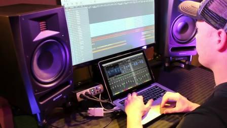PreSonus—Ian Ethan Case mixing 'Earth Suite' on PreSonus R80 Monitors