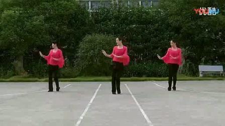 《山里红》广场舞教学 广场舞蹈视频大全_标清_标清_标清_2
