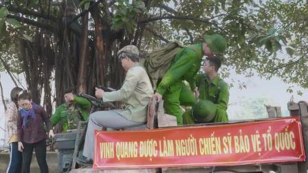 入伍日(《咱们结婚吧》恶搞版) Ngày Nhập Ngũ (Mình Cưới Nhau Đi Parody)  演唱 杜维南 Đỗ Duy Nam