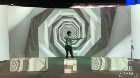 Dreams Of Light & Shadow-影像追踪系统