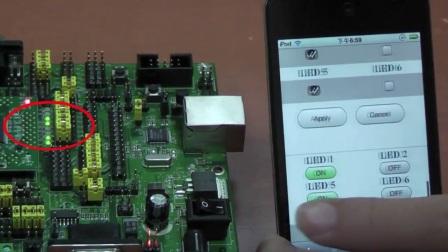亚信AX22001 WiFi SoC 开发工具包功能展示[中文解说]