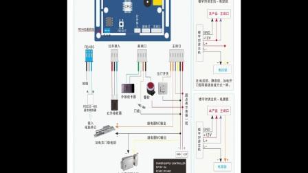 FC-2882接线教学视频