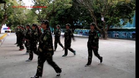 深圳视维科技七天军事拓展训练营