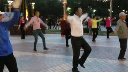 广场舞《最炫广场舞》  陈哥