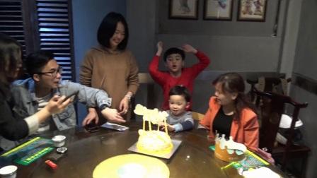 波波&姥姥生日快乐