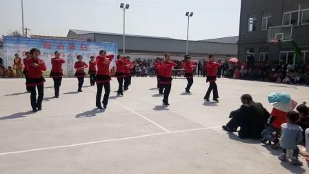 沛县龙固第六届广场比赛
