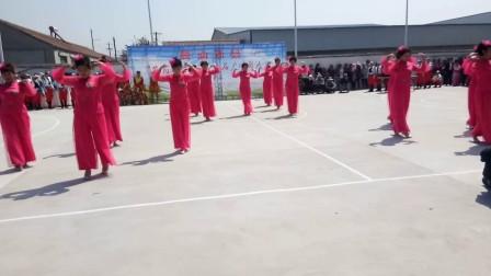 沛县龙固第六届广场舞