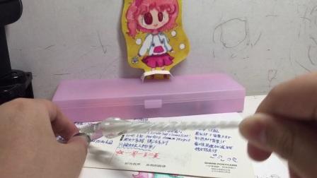 【星桃】购物分享 一个很仙气的笔2