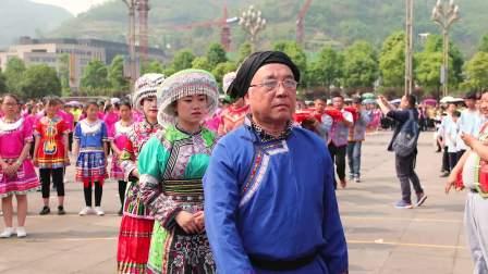 苗族花山节集锦